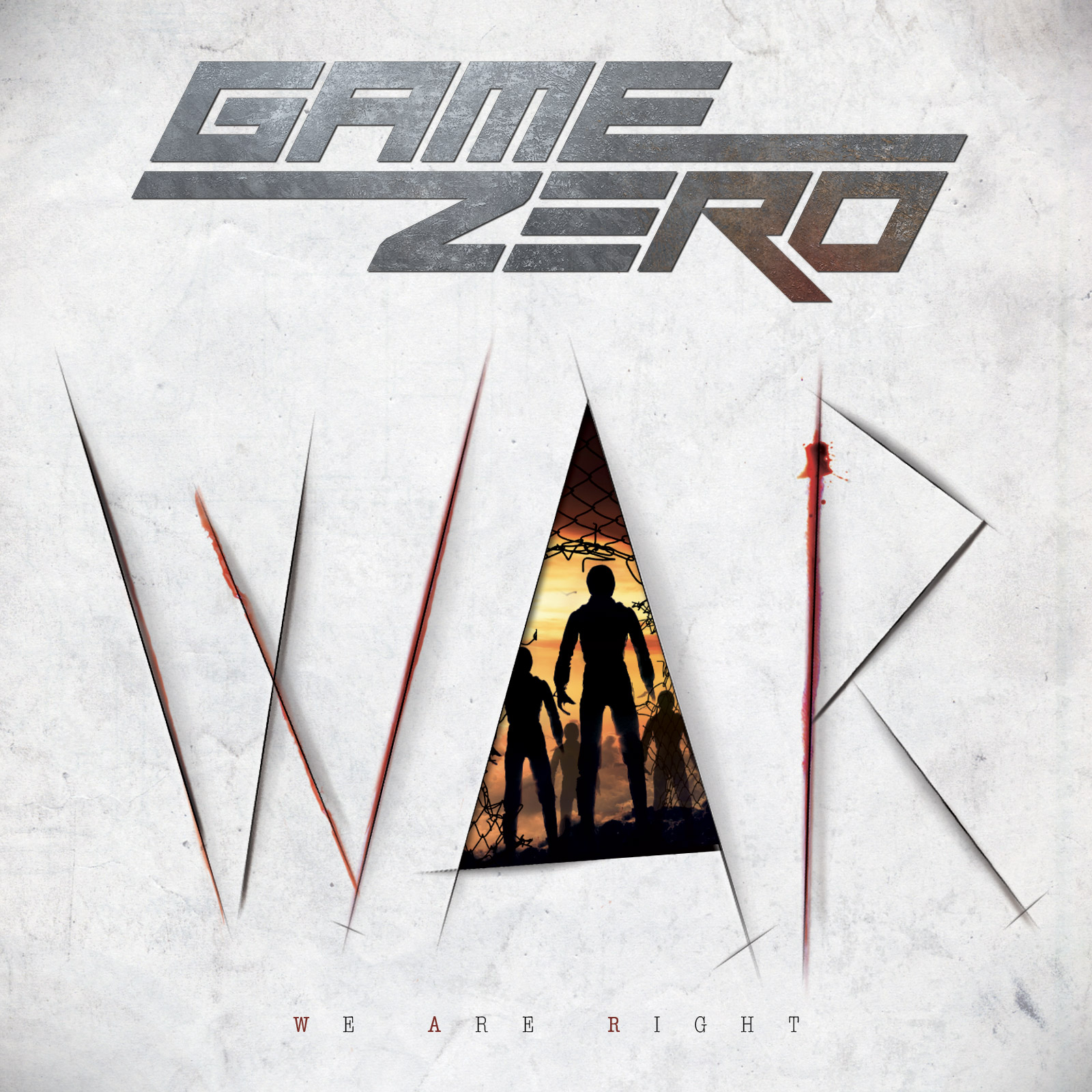 GAME ZERO - W.A.R. - We Are Right (28.02.2020)
