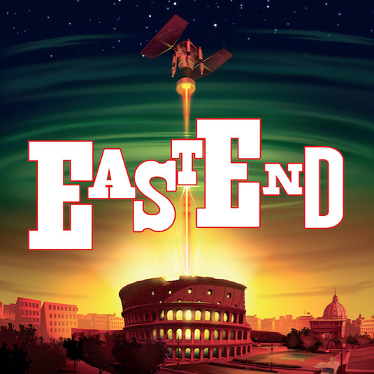 East End movie, with GAME ZERO in the official soundtrack, at L'Aquila Film Festival
