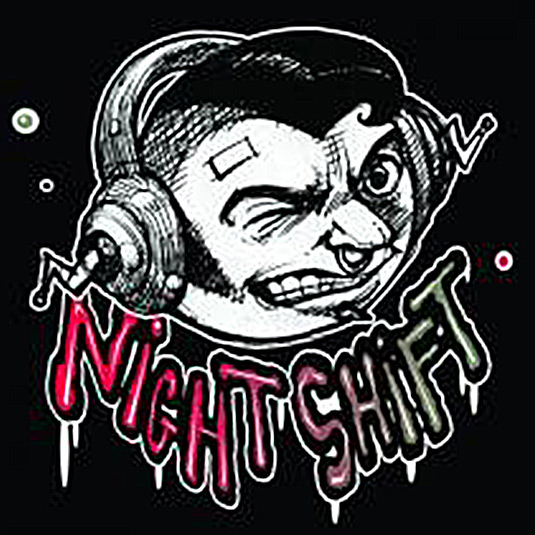 News6-GAMEZERO at Nightshift-Radio Popolare